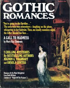 .Gothic fiction is a genre or mode of literature that combines elements of both horror and romance.