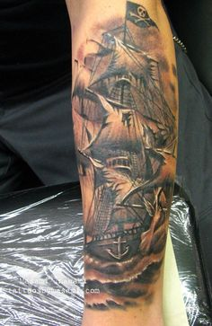 Image result for pirates of the caribbean skull tattoos