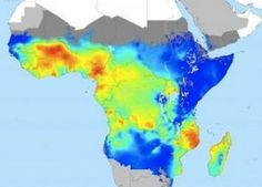 New maps show the prevalence of malaria, one of Earth's most deadly diseases, around the globe.