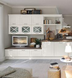 Idee per arredare una cucina classica | Pinterest | Kitchens, Shabby ...