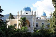 Дворец эмира Бухарского. Ялта