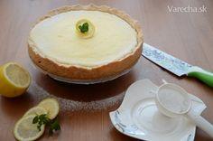 Pripravte si chutný a osviežujúci koláčik s naozaj  výraznou citrónovou chuťou.