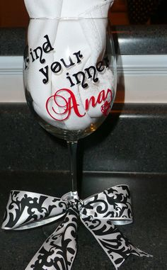 50 Shades of Grey  Find Your Inner Ana Wine by TextuallyPreppy, $16.00---LOVE THIS!!!