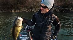 John Crews discusses conditions and his three lure choices for targeting coldwater bass.