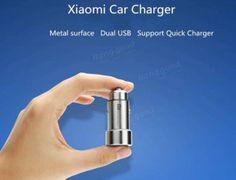 Accesorios Para SmartPhone Cargador. 31% de descuento en Xiaomi Dual USB Ports Car Charger. Código Válido de Febrero 04 de 2016 a Abril 01 de 2016.