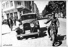Taksim - Elmadağ - 1930 lar