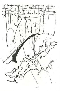 Nancy Burr, Asemic writing
