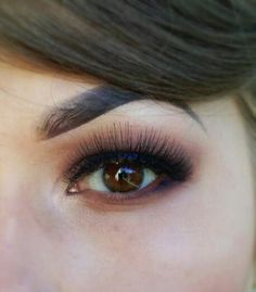 Rusty red and blue smoky eye #amazinshine #lashes #maybelline #colortattoo #anastasia #dipbrow Great combo especially for brown eyes!