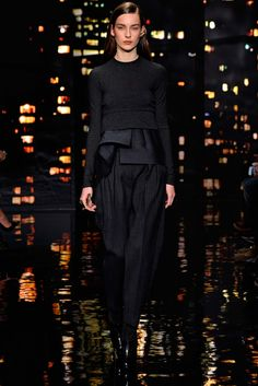 Donna Karan - Fall 2015 Ready-to-Wear - Look 12 of 41?url=http://www.style.com/slideshows/fashion-shows/fall-2015-ready-to-wear/donna-karan/collection/12