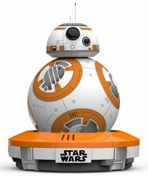 Star Wars Collector - Star Wars BB-8 by Sphero in Stock at Sprint!