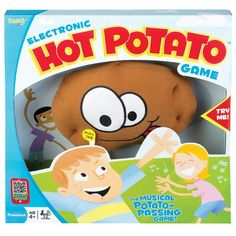 Buy Hot Potato Electronic Active Game  from Educational Toys Planet. Hot Potato Electronic Active Game by Fundex is the wild musical tater-tossing game for kids and families. Choose from thousands of age-appropriate best selling toys that make learning fu