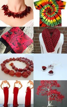 A Red Warmth  by Erinn LaMattery on Etsy--Pinned with TreasuryPin.com