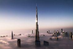 Breathtaking Photos Of Dubai or... Coruscant, the Galactic capital. #starwars #dubai #uae