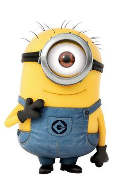 Minion, Despicable Me 2 from Fave Onscreen Assistants | E! Online