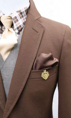 Plaid Shirt + Vest + Blazer