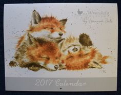 Wrendale Designs Country Set 2017 Calendar http://www.a-choice-of-gifts.co.uk/giftshop/prod_4911981-Wrendale-Designs-Country-Set-2017-Calendar.html