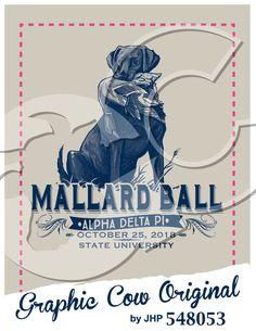 Mallard Ball labrador retriever duck hunting #grafcow