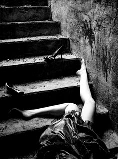 On the Stairway to Heaven.. by Jessica Smalley. °