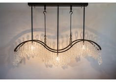 JASON WEIN SERPENTINE CHANDELIER