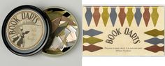 Bookdarts Book Lovers Gifts, Book Gifts, 10 Envelope, Darts, Bookmarks, Tin, Eco Friendly, Gift Ideas, Metal
