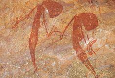 Alien Art: Mysterious Aboriginal Rock Art
