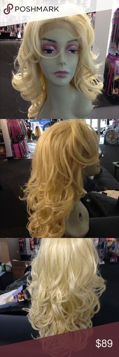 Lacefront Tess Milwaukee USA Wisconsin Hair Supply Tess Wig Hair Milwaukee is the #1 Wig Supplier in the USA I Sell my wigs N posh at discounted rate on posh 4 years now all 5 Star Reviews my wigs are quality made in America you R receiving the actual wig no stock photo 4 A low price why? Free internet exposure n some wigs R priced at cost click my profile all 5 Stars  wigs have adjustable caps no low balls if u have medical reason 4 hair loss ask 4a receipt N submit 2 u Insurance company…