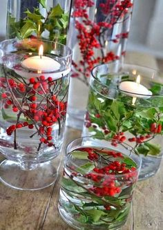 Red and green are the most popular winter and Christmas colors, and if you are planning a wedding at this time, boldly use them for décor. Red and green ...