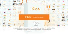 Buy Zen Presentation Bundle by elmake on VideoHive. This project is unique infographics collection that can be used to create your own corporate video, explainers, promo. Element Project, Map Logo, Lower Thirds, Animated Icons, Corporate Presentation, After Effects Templates, Video New, Zen, Marketing