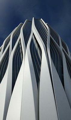 RosamariaGFrangini | Architecture Buildings | Central Bank :: Zaha Hadid