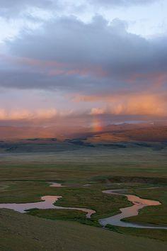 Укок. Погружение в цветные сны., Алтай