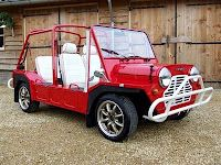 I want a Mini Moke for Christmas!