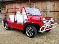 I want a Mini Moke for Christmas!
