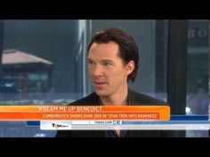 Benedict Cumberbatch, Today Show May 10 2013
