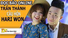 Tin tức 24h - Trấn thành cầu hôn Hari Won - Đọc báo Online