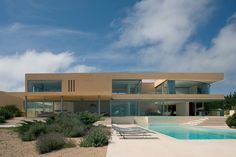 House in Spain by Atelier d'Architecture Bruno Erpicum & Partners