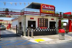 I was the first Operations Marketing Manager hired in #Chicago for Checkers Restaurant