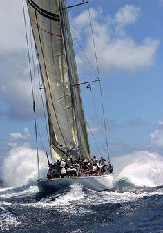 "J Class yacht ""Ranger"" http://www.sy-ranger.com/"