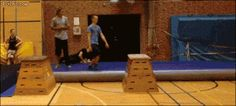 17 Gymnasts Who Totally Nailed It!