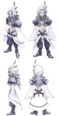 Ff9 Kuja Final Fantasy Ix Series Kingdom Hearts Games Interactive Art