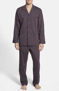 Majestic+International+'Common+Thread'+Easy+Care+Pajamas+available+at+#Nordstrom