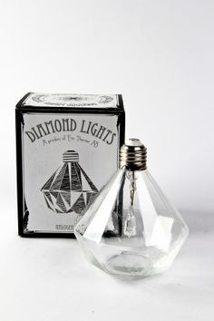 diamond light by eric therner // hunting and collecting