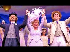 Bette Midler - Hello Dolly! - Curtain Call 05/24/17 - YouTube