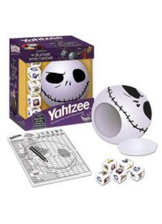 Yahtzee: A Nightmare Before Christmas Edition