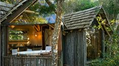 Phantom Forest, Garden Route - SOUTH AFRICA. The lodge is surrounded by afromontane forests and its Tree Suites are created in harmony with the rare surroundings.