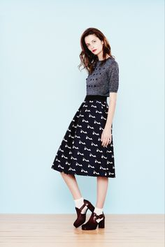 Orla Kiely s/s resort 2015 lookbook
