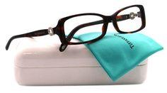 Tiffany & Co TF2037G Eyeglasses (8002) Havana, 54 mm Tiffany. $450.00. Save 12% Off!