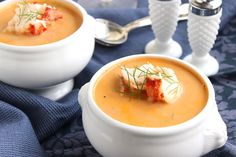 Rich and decadent, Lobster Bisque is the perfect way to celebrate this Valentine's Day. Easy to make and surprisingly inexpensive.