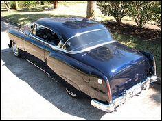 1953 Pontiac With Cadillac Tail Lights