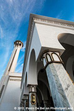 Moschea egiziana, Sharm el-Sheikh, Egypt - Photo by Paolo De Bei on PhotoSpotLand.com #architecture #architecturephotography #photography #Egypt #SharmElSheikh