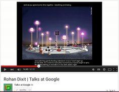 Meditazione guidata da sensori / Rohan Dixit